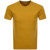 Product Image for Nudie Jeans Kurt Worker T Shirt Yellow
